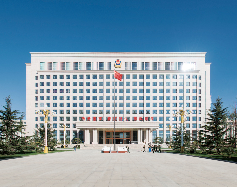 武警指挥中心迁址新建工程