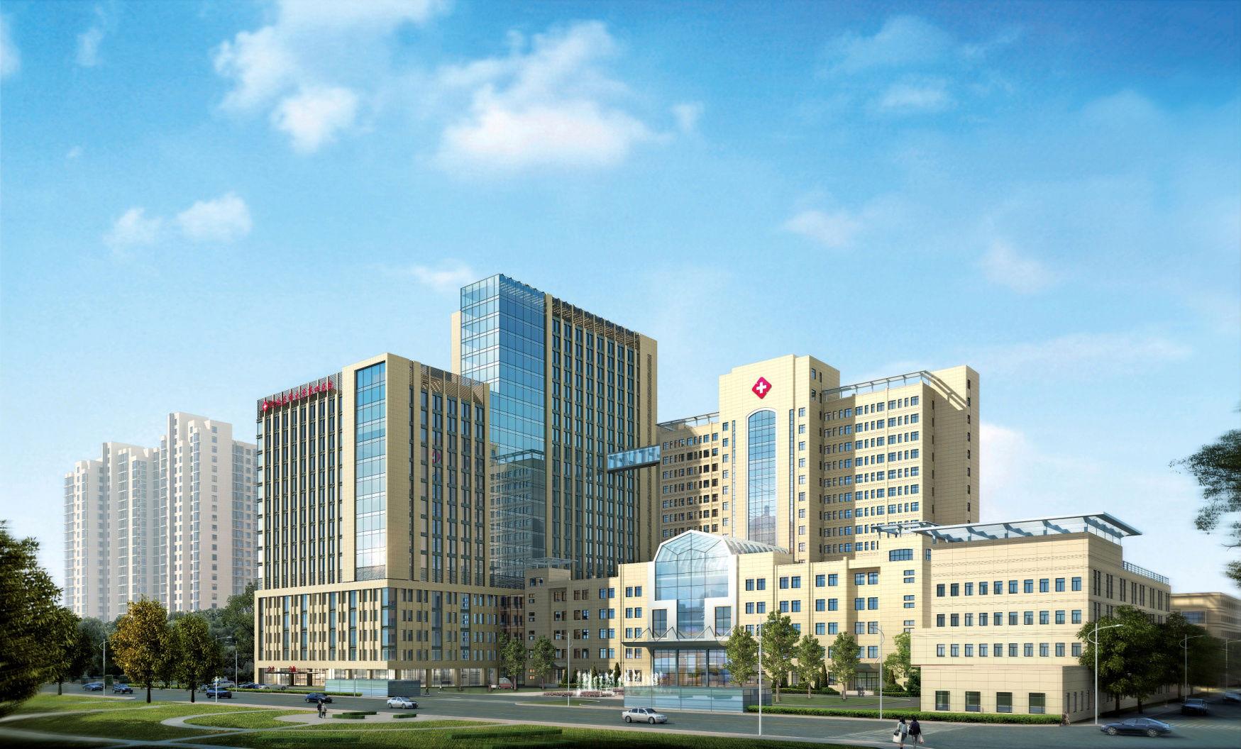 必威体育betwayapp安卓医科大学第四医院新建医技病房楼