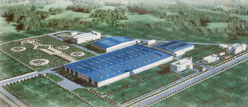 必威体育betwayapp安卓电机股份有限公司厂区搬迁改造项目